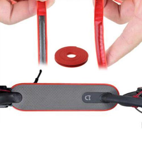 Scooter Base Confine Edge Protezione Adesivo per Xiaomi M365 M187 lo Skateboard