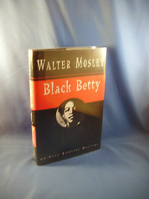 Mosley, Walter BLACK BETTY ~ NF/NF 1st Ed SIGNED Easy Rawlins