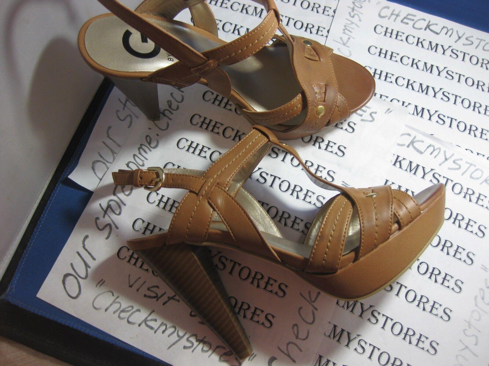 Nib NEW Guess G BY GUESS HEATHR Premium  Designer Sandals