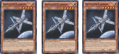SDCR-EN012 Satellite Cannon 1st Edition Mint YuGiOh Card