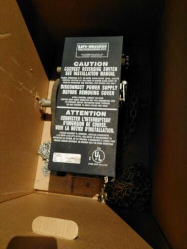 Liftmaster  MH5011R commercial garage door Opener 1//2 HP 115V Kit