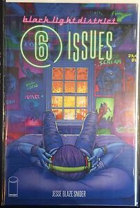 Black-Light-District-6-Issues-1-NM-1st-Print-Image-Comics