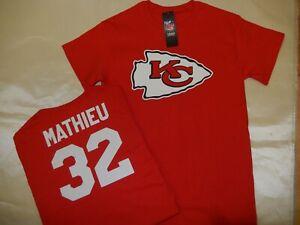 Details about 0112 MENS Kansas City Chiefs TYRANN MATHIEU