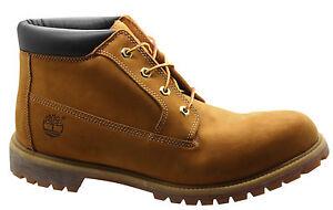 impermeable encaje Heritage botas cuero Timberland hombre para de de de trigo Af U2 23061 Chukka qt7x55wngH