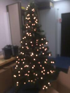 Wondershop-Christmas-Tree-7-039-x44-034-Alberta-Spruce-Lit-Tree-Clear-Lights