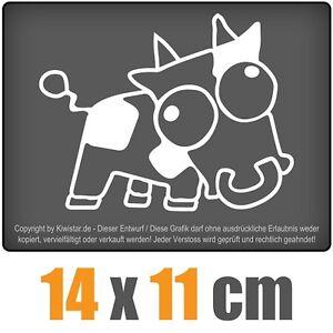 Drift-Cow-14-x-11-cm-JDM-decal-sticker-coche-car-blanco-discos-pegatinas
