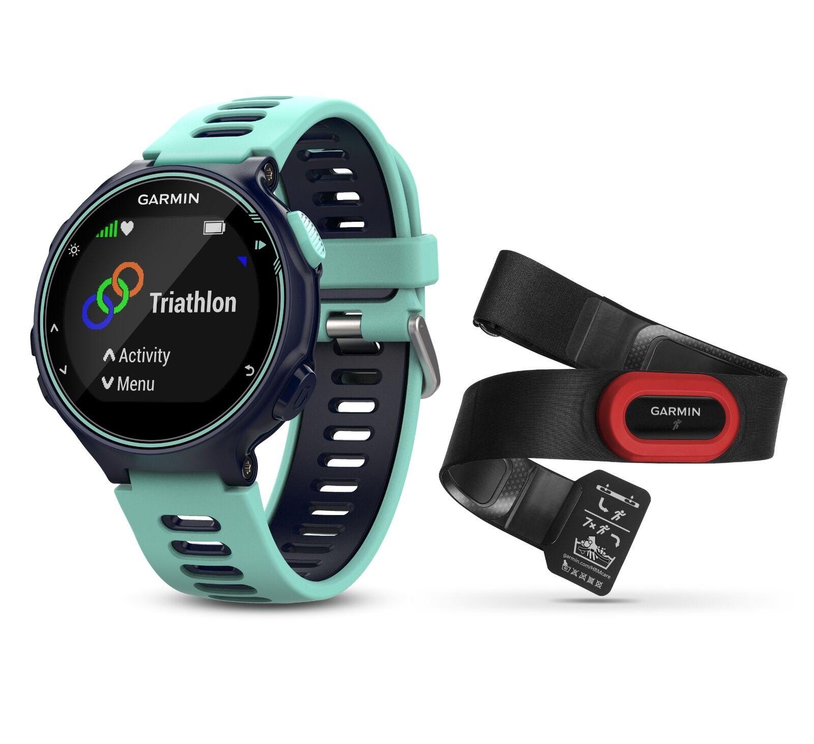 Garmin Forerunner 735XT GPS Run MultiSport Watch Heart Rate Run Run Rate & TRI-Bundles a47e15