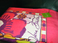 Vera Bradley Beach Towel Clementine Sold Out, With Tags