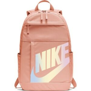 Details about Nike Cordura Fuchsia Pink Laptop Backpack Book Bag GREAT