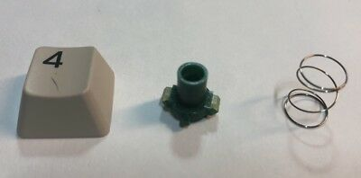 for Number Keypad With Spring Plunger COMMODORE 128 C Replacement Key 7