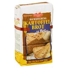 BIELMEIER / KÜCHENMEISTER Brotbackmischung Kartoffelbrot / 15 Stück á 500 g