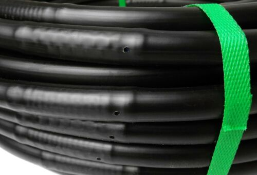 UNBEATABLE PRICE 100M drip irrigation pipe,USES LESS WATER,IDEAL FOR HEDGES!
