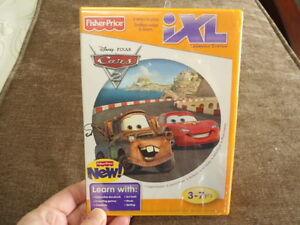 Fisher-Price-Disney-Pixar-Cars-2-IXL-Interactive-Game-NEW