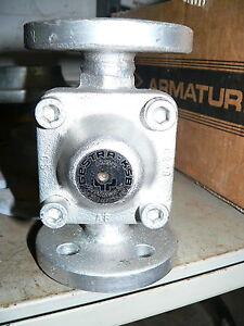 KSB Gestra Duo-Kondensomat BK 25/2 DN 15 Kondensatabscheider ND 25 PN 40