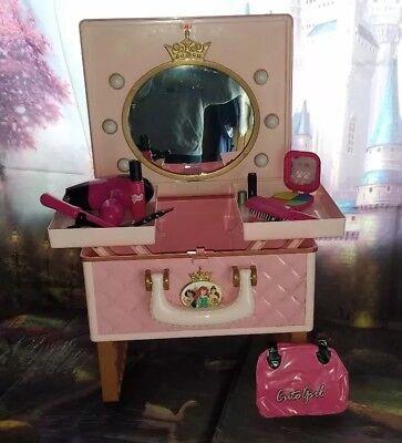 Disney Princess Style Collection Travel Vanity Ebay