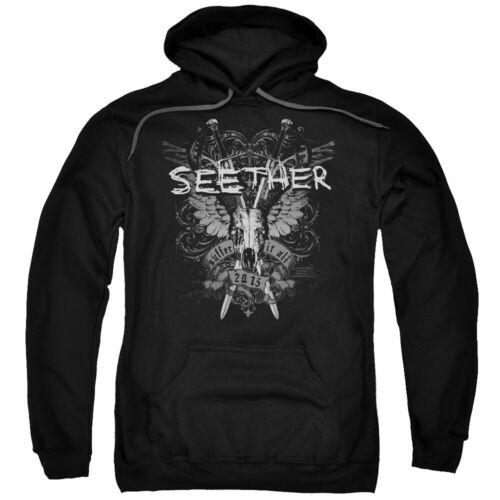 "Sweatshirt or Long Sleeve T-Shirt Seether /""Suffer/"" Hoodie"