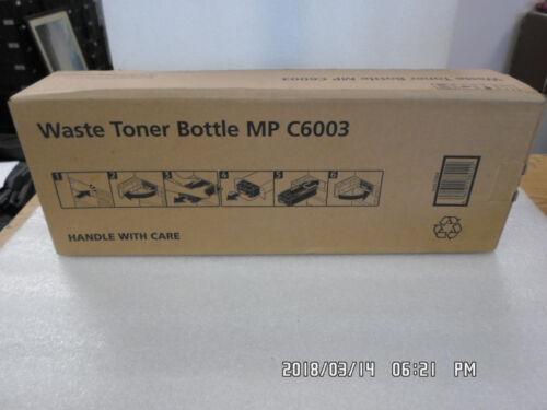 Ricoh Waste Toner Bottle MP C6003 EDP Code 416890 Model D860-01