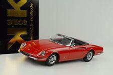1966 Ferrari 365 California Spyder rot 1:18 KK KKDC180051