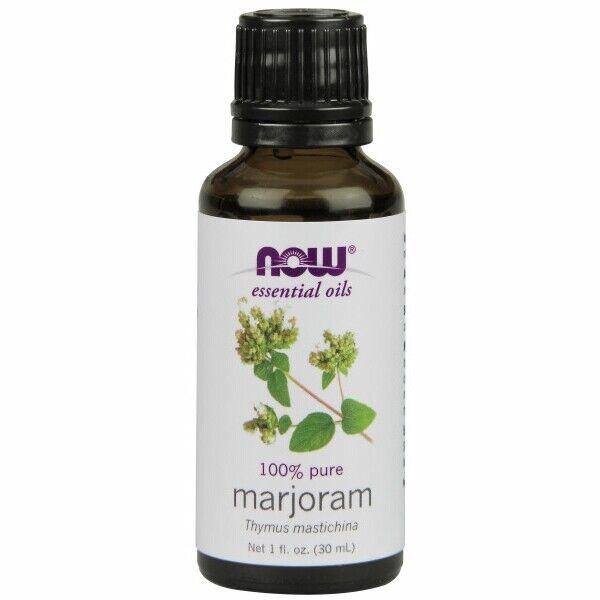 Marjoram Oil 1 OZ by Now Foods