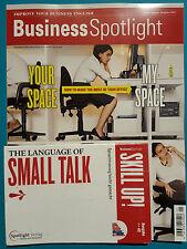 Bisiness Spotlight Januar/Februar 1/2017 The Language of Small Talk ungelesen