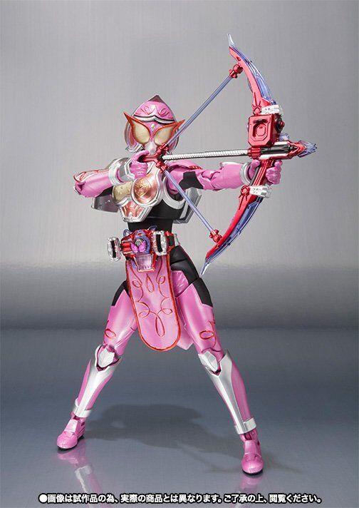 En boîte Bcourire  S.H.  Figuarts KaHommes Rider Gaim Peach bras Marika Figure  différentes tailles