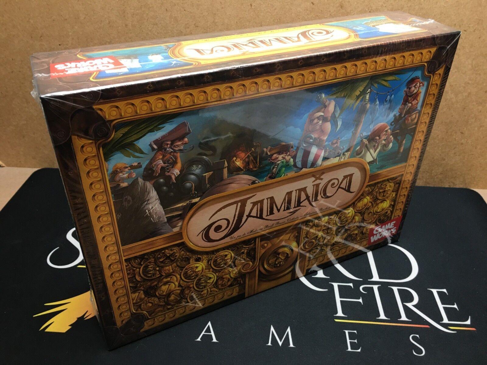 Jamaica Board Game - GamesWorks (Genuine Sealed)