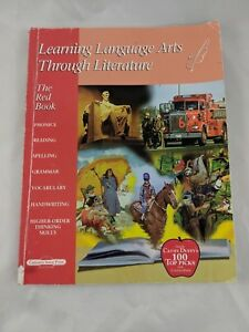 Learning-Language-Arts-Through-Literature-Red-Teacher-Second-Grade