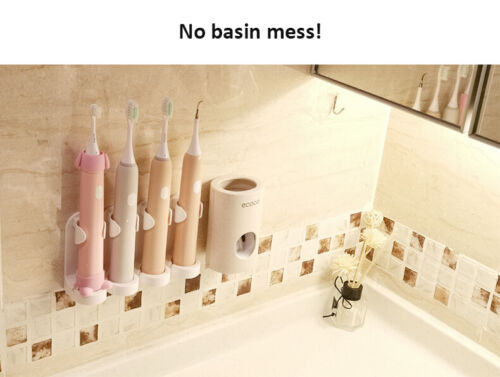 Wall Mount Electric Toothbrush Holder Electric Tooth Brush Stander For oral B