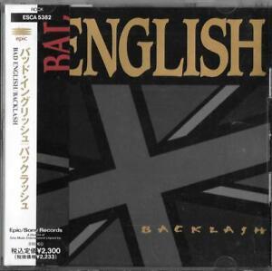 Bad-ENGLISH-rivalsa-JAPAN-CD-OBI-1991-esca-fanno-5382-Journey-Hardline-Magnum