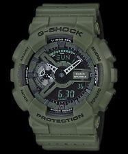 GA-110LP-3A Green Casio Mens Watches G-Shock 200M Analog Digital X-Large Resin