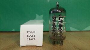 Philips-Amperex-ECC83-12AX7-Holland-1957-Vacuum-Tube