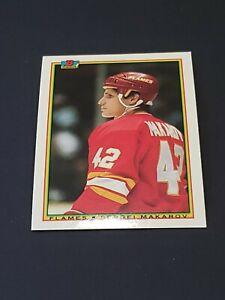 1990-Bowman-Tiffany-Rare-3000-Print-Run-Sergei-Makarov-RC-Rookie