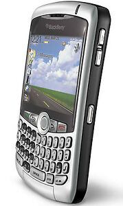 NEW-RIM-Blackberry-8300-Curve-SMARTPHONE-GSM-SILVER-Phone-AT-amp-T