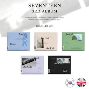 NEW-SEALED-SEVENTEEN-3rd-Album-An-Ode-to-You-Pledis-Kpop-K-pop-UK