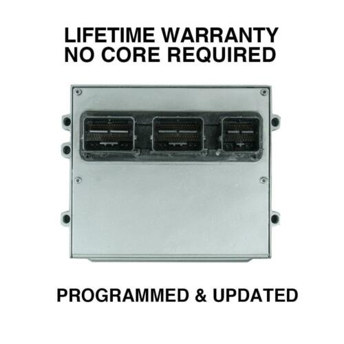 Engine Computer Programmed//Updated 2004 Ford F150 4L3A-12A650-AJG ZVH6 5.4L PCM