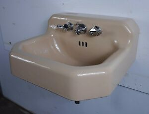 Antique Vintage American Standard Bathroom Sink Ledgewood