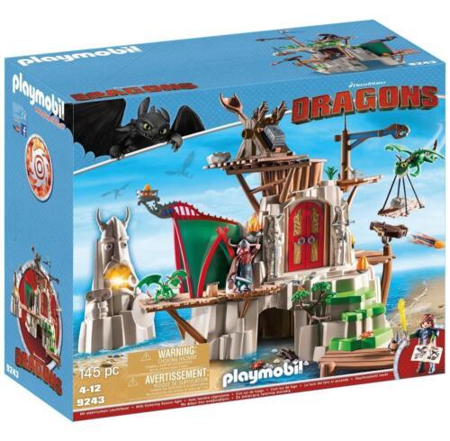 Berk PLAYMOBIL 9243 Dragons