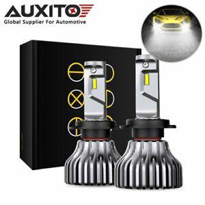 2X-AUXITO-200W-H7-CREE-LED-Headlight-Bulb-High-Low-Beam-Conversion-Kit-Headlamp