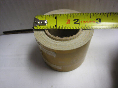 """3M BRAND # 943 GOLD  FLEXIBLE Reflective Grade Conspicuity Tape 1-3//8/"""" x 50/'"""