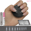 50-600-FULL-STICK-ON-Fake-Nails-STILETTO-COFFIN-OVAL-SQUARE-Opaque-Clear thumbnail 185