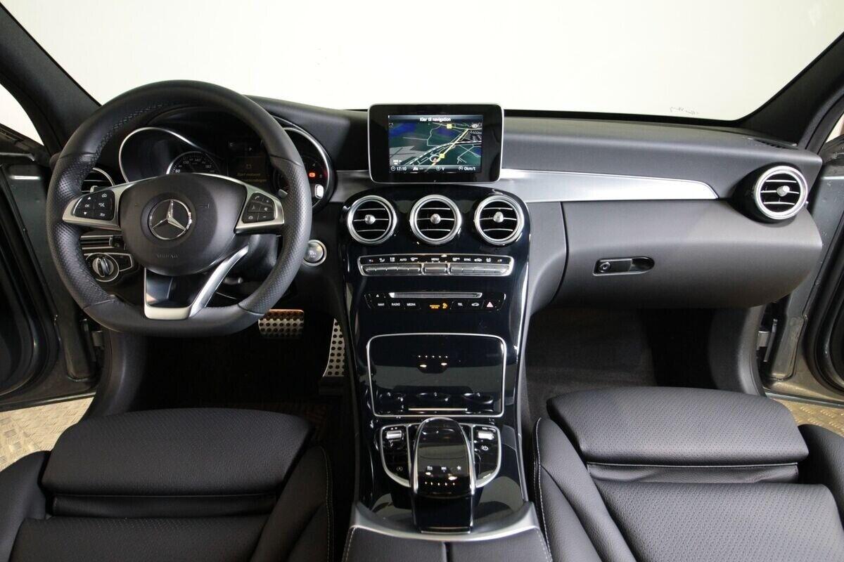 Mercedes C220 d AMG Line aut.