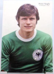 Peter-Nogly-Fussball-Nationalspieler-DFB-Fan-Big-Card-Edition-B50