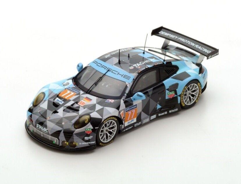 Porsche 991 RSR #77 Ried-Dienst-Cairoli