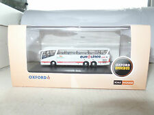 Oxford NIRZ001 N Gauge 1/148  Scania Irizar Coach Bus Eireann Eurolines London