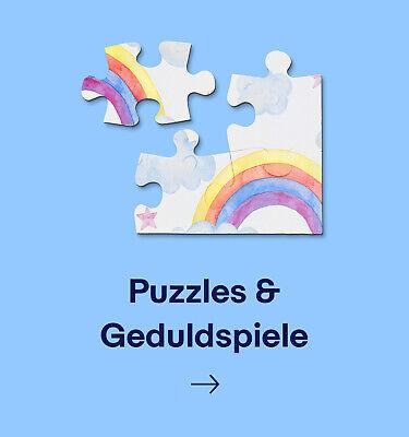 Puzzles & Geduldspiele