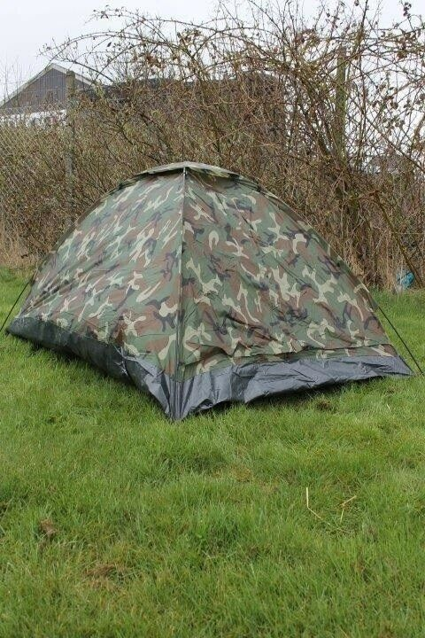 Fosco Industries Woodland Tent