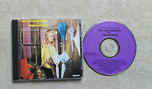 CD-AUDIO-DISQUE-INT-MICHEL-LEGRAND-034-BO-LES-PARAPLUIES-DE-CHERBOURG-034-1964-JAPAN