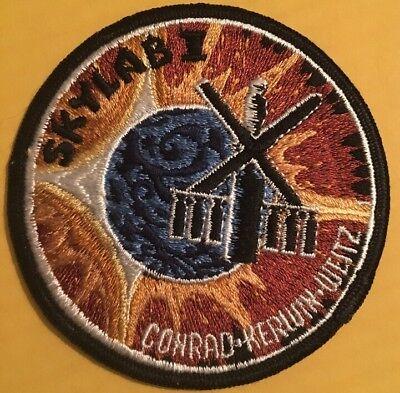 "Nasa Skylab Ii Patch Unused 4"" Sl-2 Slm-1 Pete Conrad Joseph Kerwin Paul Weitz The Latest Fashion Nasa Program"