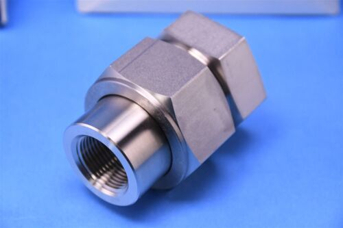 """Swagelok SS-16-UBJ 1/"""" Female NPT Stainless Steel Union Ball Joint Pipe Fitting"""