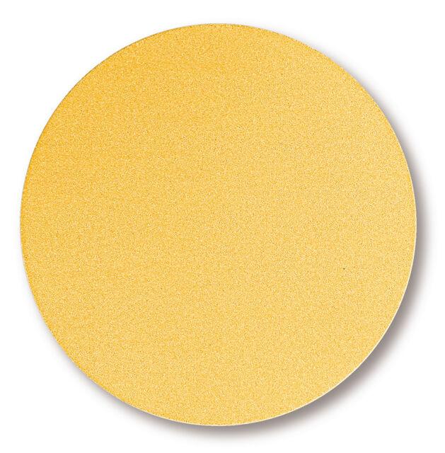 Mirka Gold Klettscheiben Schleifscheiben 150 mm ungelocht Körnung wählbar